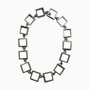 Sterling Silber Halskette von Hans Hansen