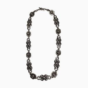 Sterling Silver Necklace No 10 from Georg Jensen