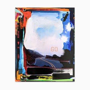 Go (Photographie Abstraite), 2021