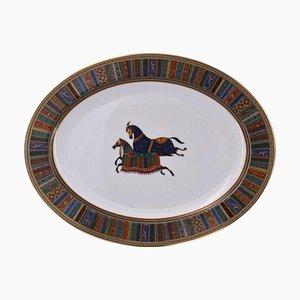 Porcelain Dish from Hermes