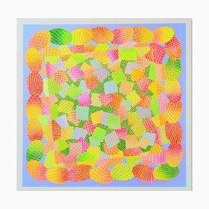 Mardi Gras, Sunlit Uplands, Abstrakte Malerei, 2020