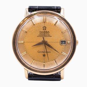 Vergoldete Vintage Armbanduhr, 1963