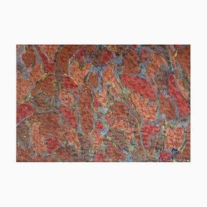 Julien Dinou, Composition abstraite, 1963