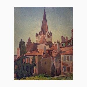 Henry Meylan the Church, 1950