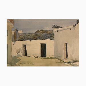 Ellis Zbinden, Torcalero, 1954