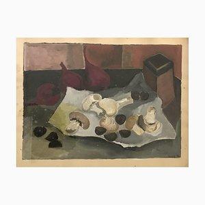 Ellisif Still Life with Mushrooms, 1946