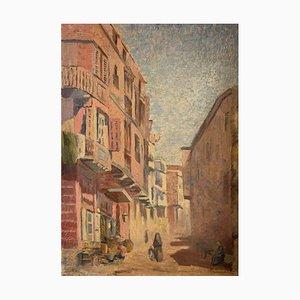 Max Crausaz Cityscape, 1930