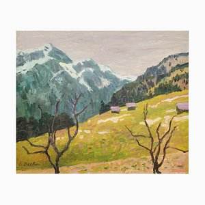 Leo Deck, Montagnes, 1960