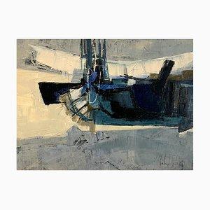 Paul Delapoterie, Port Ship, 1961