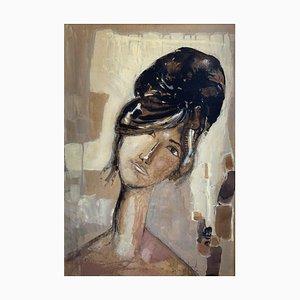 Paul Delapoterie, Woman Bun, 1961