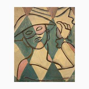 Alexandre De Spengler, Arlequin, 1950