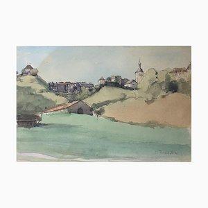 John Bell Torcapel, Clocher, 1947
