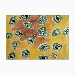 John Torcapel, Composition abstraite # 2, 1930er