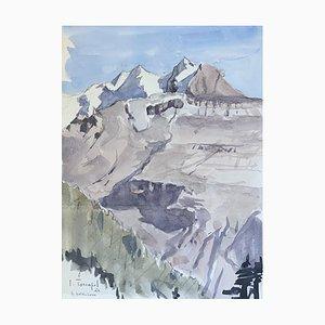 John Torcapel, Le Doldenhorn, 1942