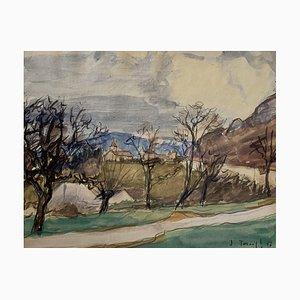 John Torcapel, Petit chemin, 1937