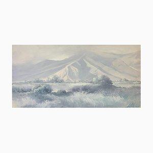Mattias Villeton, Montagnes, 1990
