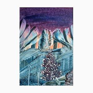 Angelo Donadoni the Tree of Life, 1989