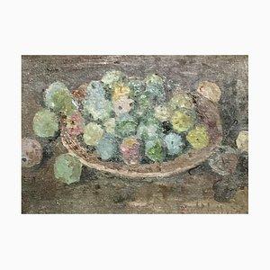 Paul Mathey, Corbeille de fruits, 1917