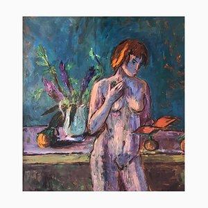 Gérald Comtesse, Nu au Livre, 1991
