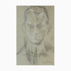Retrato de Benjamin II Vautier, Portrait pour Otto Vautier, 1932