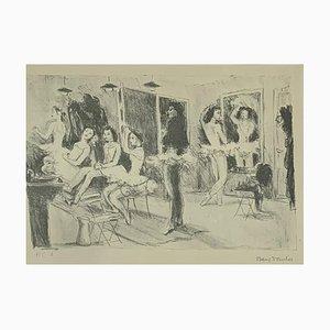Benjamin II Vautier, Ecole de dance, 1935