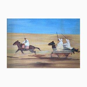 Willy Suter Hunt in the Desert, 1976