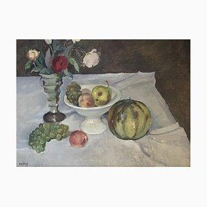 Emile Bressler Fruits and Flowers, 1927