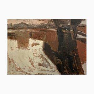Gianni Realini, Composition abstraite, 1967