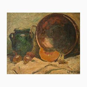 Alex Charles Chartier Still Life with Pumpkin, 1930