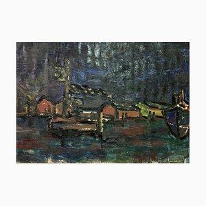 James Vautier, Havre de Nuit, 1954