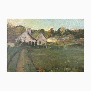 Julien Gustave, Gagliardini The Village, 1916