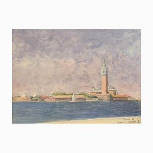 André-Louis Lambert, Venise, 1949
