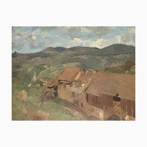 Frédéric Dufaux, Geneva Countryside, 1942