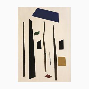 Gilbert Pauli, L'âme de la Forêt N°14, 2020