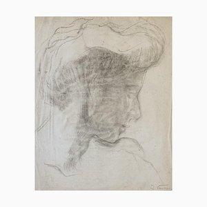 Otto Vautier Sketch a Portrait, 1905