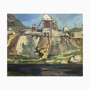 Jean Ducommun the Port, 1957