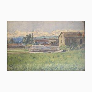 Charles De Ziegler, Paysage, 1935
