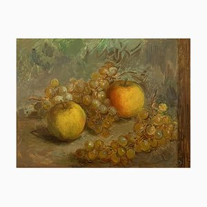 Henri Fehr, Äpfel und Trauben, 1920