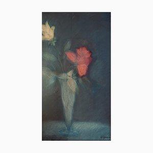 Louis Henri Salzmann, Two Pink, 1940