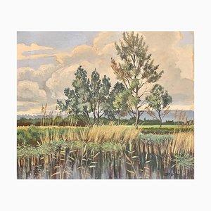 John Henry Deluc the Swamp Troinex Genève, 1939