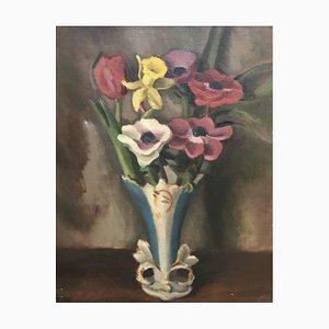 Alexis Louis Roche, Bouquet de Fleurs, 1942