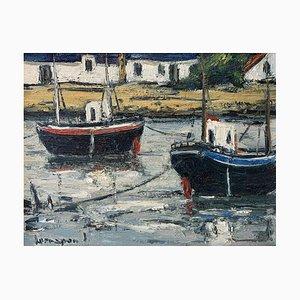 Michel Terrapon Low Tide, 1988