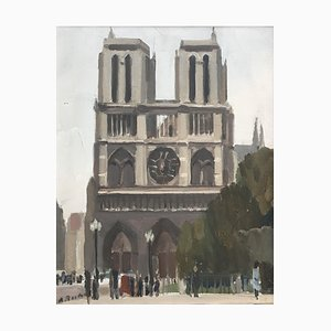 Alexandre Rochat Cathedral, 1928