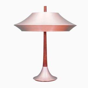 Ambassador Desk Lamp by Jo Hammerborg for Fog & Mørup, Denmark, 1960s