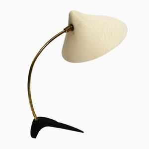 Mid-Century Crow's Foot Table Lamp by Louis Kalff for Cosack