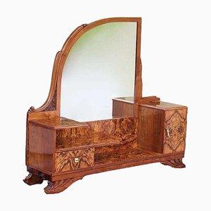 Art Deco Psyche Mirror