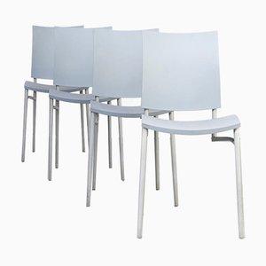 Miss COCO Esszimmerstühle von Philippe Starck für Cassina, 1990er, 4er Set