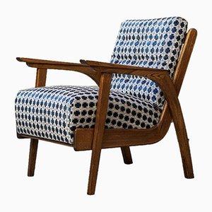 Armchair by A. Kropacek & K. Kozelka, 1950s