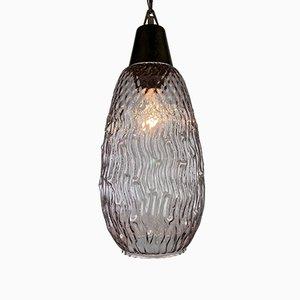 Murano Glass Pendant Lamp, Italy, 1970s
