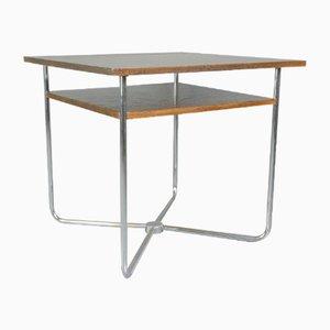 Bauhaus Side Table by Slezak, 1930s
